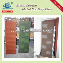Stone Coated Roofing Tiles For SUDAN