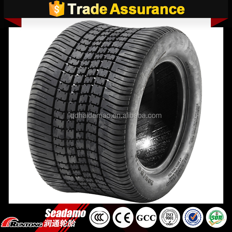 "golf tire 18""*8.50""-8"" and 205/50-10"""