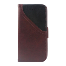 2018 flip PU leather wallet case, kickstand smart phone case for Samsung S9 plus