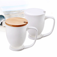 2016 New Design Floating Ceramic Cup Suspended Coffee Mug Cup Of Creative Ceramic Hanging