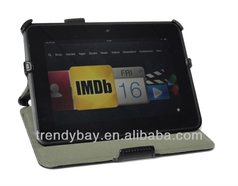 PU case for kindle fire hd 7 ""