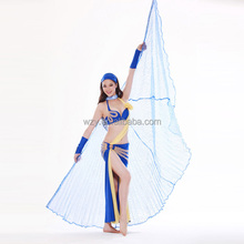 Hot sale Factory Wholesale belly dance isis wing for women