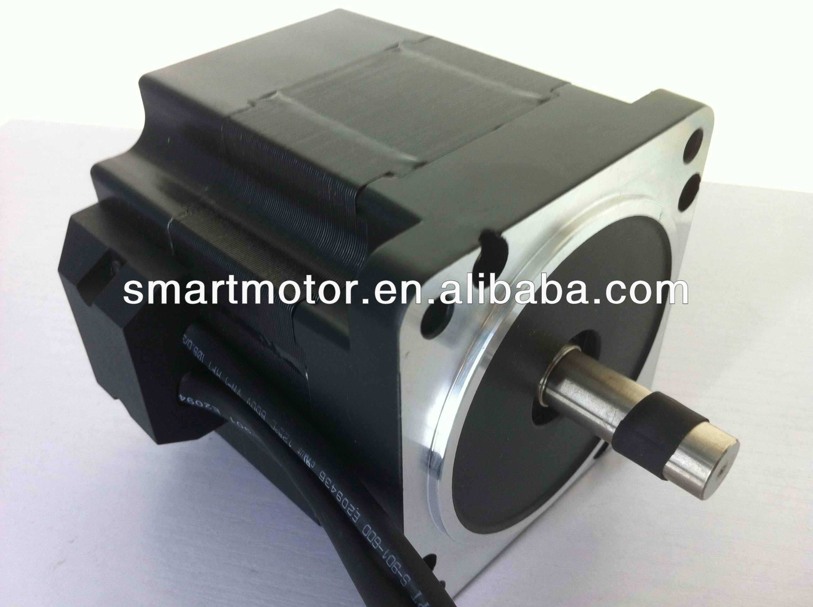 high torque brushless dc motor size 30mm 110mm 12v