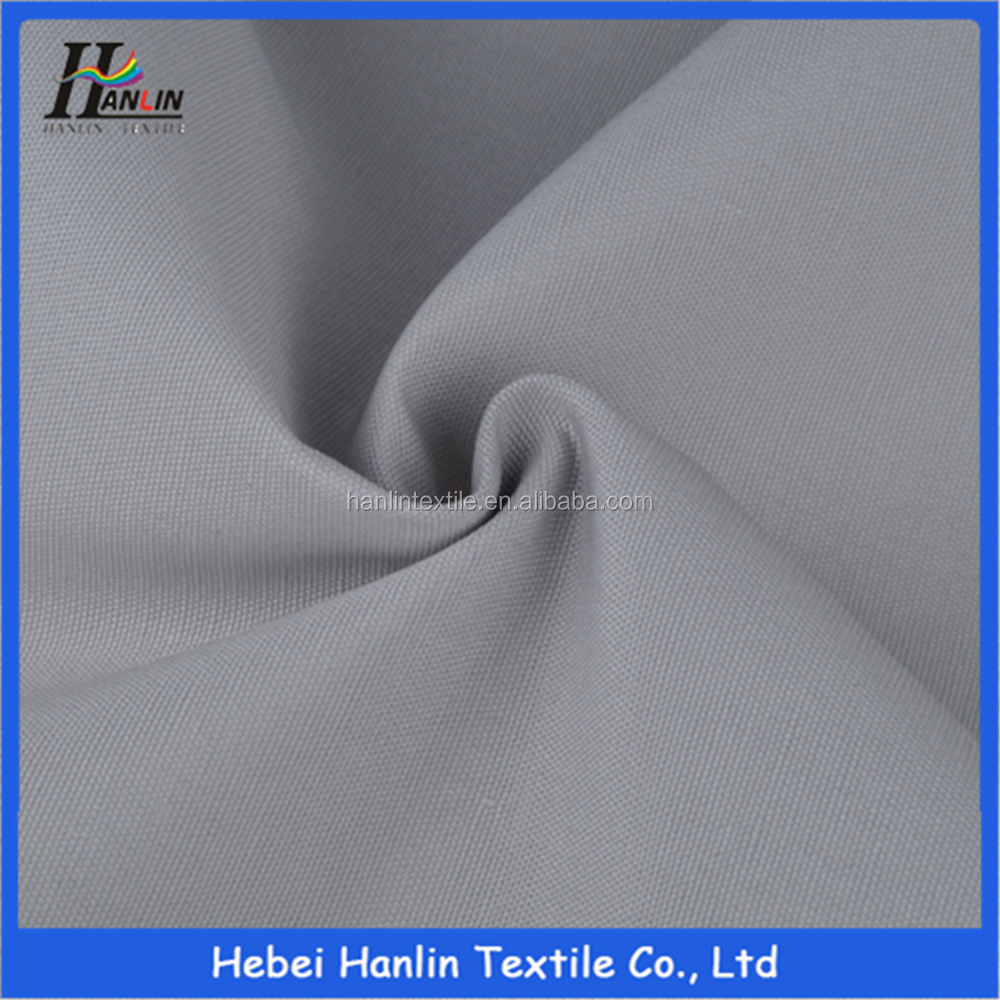 "TC 65/35 20x16 120x60 3/1 twill 58"" TC dyed fabric 240GSM"