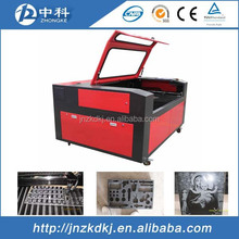 ZK 1390 wood laser engraving machine laser for MDF and plywood