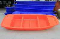 3.2meters LLDPE plastic pontoons 3 person fishing kayak chinese boat
