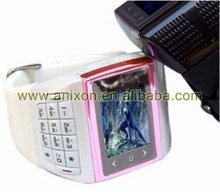 Avatar ET-2 Quad-band dual card dual standby compass watch mobile phone