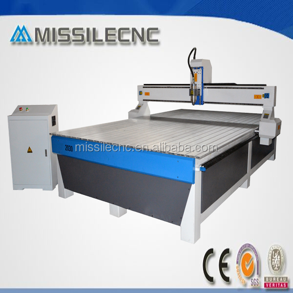 WATER-COOLING SPINDLE 3KW CNC ROUTER 2030 ADVERVISING ENGRAVING MACHINE FOR SIGNING MAKING /MDF