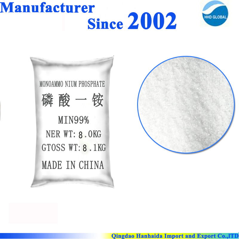 China <strong>manufacturer</strong> supply high quality Monoammonium phosphate with competitive price