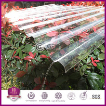 0.8-2.0 mm three differnent waves corrugated Polycarbonate sheet