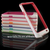 TPU Bumper Case for Samsung Galaxy S2 (i9100)