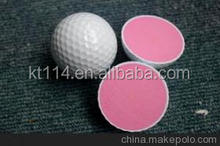 High quality range practice two piece golf balls