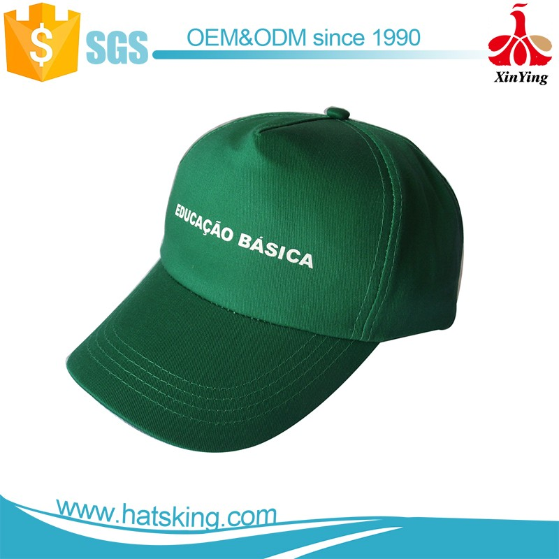 China election blank wholesale promotion 5 panel cap