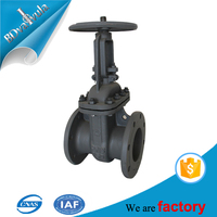 Compressed air dn100 locking gost gate valve drawing