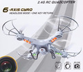 2.4G easy to control quadcopter wifi camera drone with LED light
