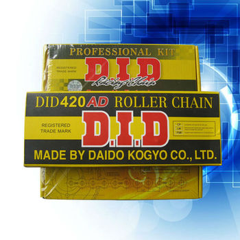 CD70 420-100 DID motorcycle roller chains