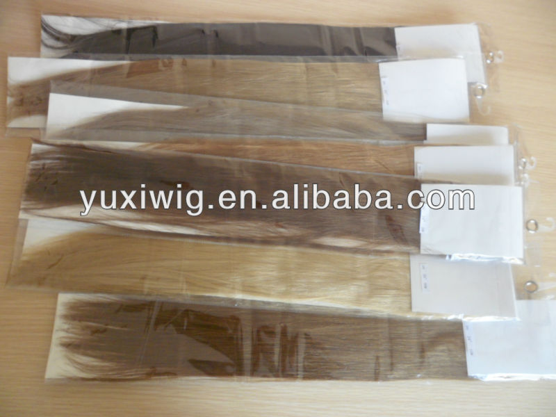 Strong Adhesive/Italian Tape 100% Human PU Tape Hair Extensions