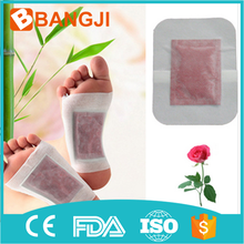 Herbal Detox foot Patch with Aromas for Better Health Cleansing Patches Feet Care Foot Pad Easy to Apply 2-in-1 Pads