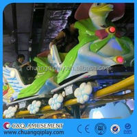 China Air bike amusement rides, Musical&Interesting rides amusement mini train for kids
