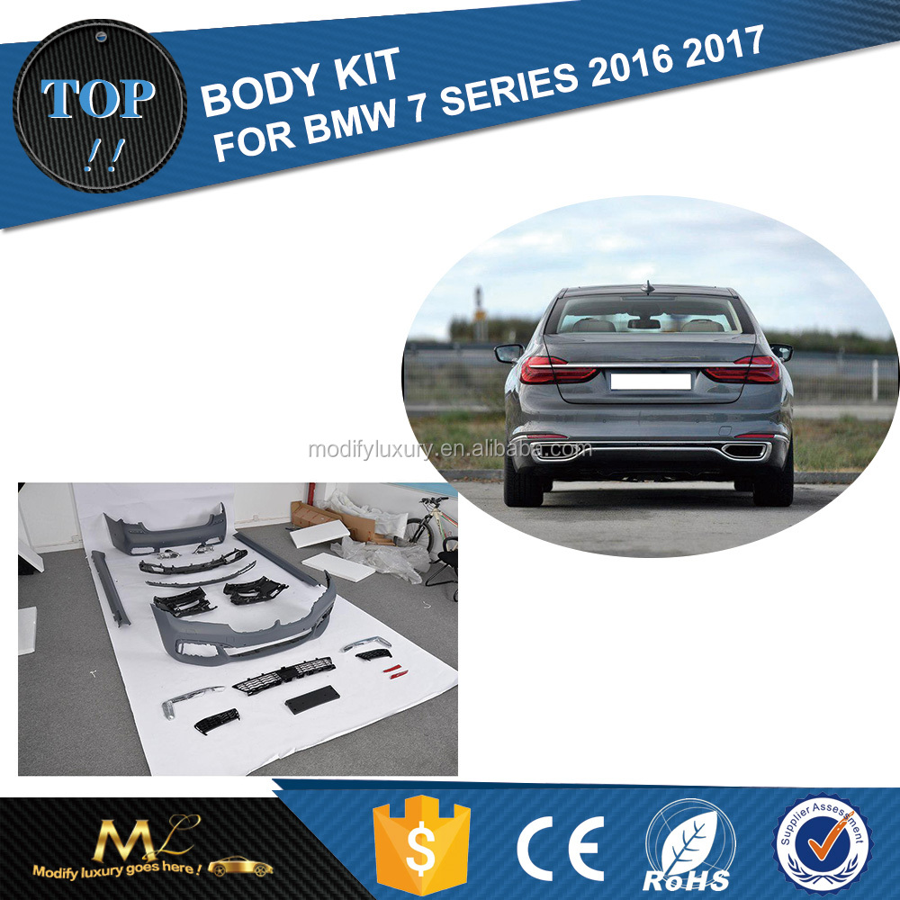 OEM bodykits for bmw 7 series body kit 2016 2017