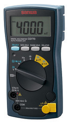 Digital Multimeter With 3 Year Replacement Warranty