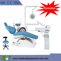 MSLDU02-M portable dental chair with Big Comfortable Cushion.
