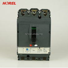 ns nsx 3 pole 4 pole molded case circuit breaker mccb