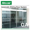 Ahouse 300 kg heavry duty double sliding door system- OA (CE), double sliding door factory Ahouse in china