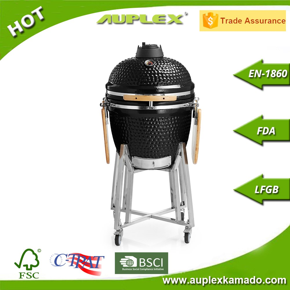 Home & Garden Supplies BBQ Grills AUPLEX Kamado kamado table