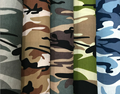 High quality camouflage cotton fabric troops style