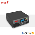 < MUST>Hot sales low frequency 12V DC to 220V AC Inverter 800 watt power inverter for home use