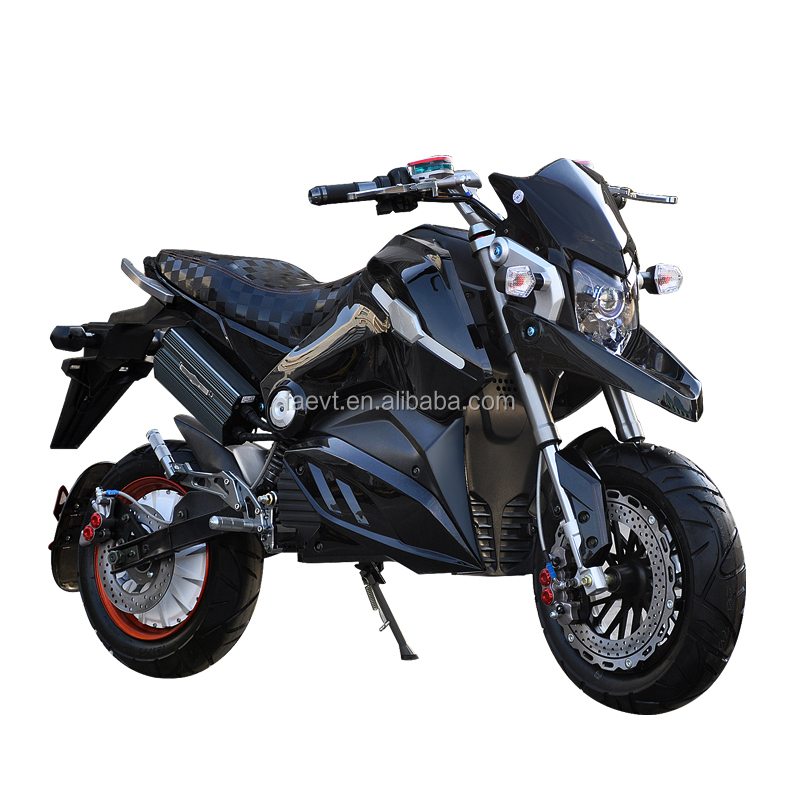 NIUWHEEL 2000w/3000w High speed sport type cool electric motorcycle