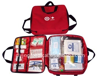 Large First aid kit ( FDA & CE approved)