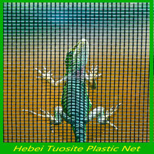 High Quality Recycle of Plastic Window Screen/Plastic mosquito meshes