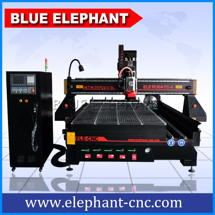 German high quality cnc wood cutting , cnc router 2000*3000 , cnc atc 2030 with water cooling spindle