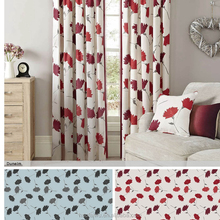 High quality 100% polyester voile curtain for living room