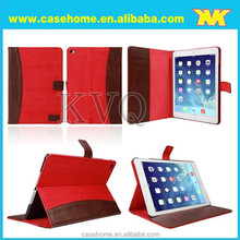 belt clip case for ipad mini,bicolor stand wallet case for ipad air