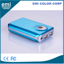 Mobile phone power bank 6600mah power bank for iPhone / smart phone