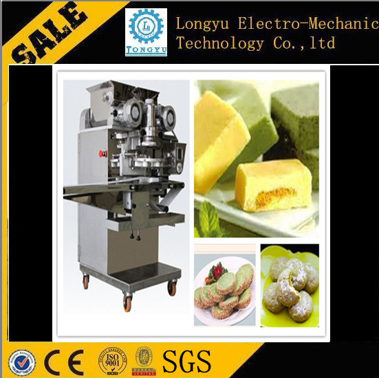 Large type automatic crystal bun pastry making machine