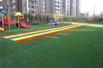 high quality Volleyball court made in artificial grass