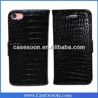 High quality Croro Wallet Leather Case For iphone 5c stand Cover Case,For iphone 5c Cell Phone Flip Case