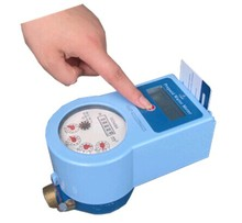 "IC card water meter 1/2"" to 1"""