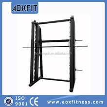 High Quality Commercial Gym Equipment Strength Machine AX9627 Smith Machine