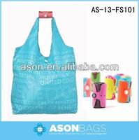 New 190T Polyester Folding shopping Bag