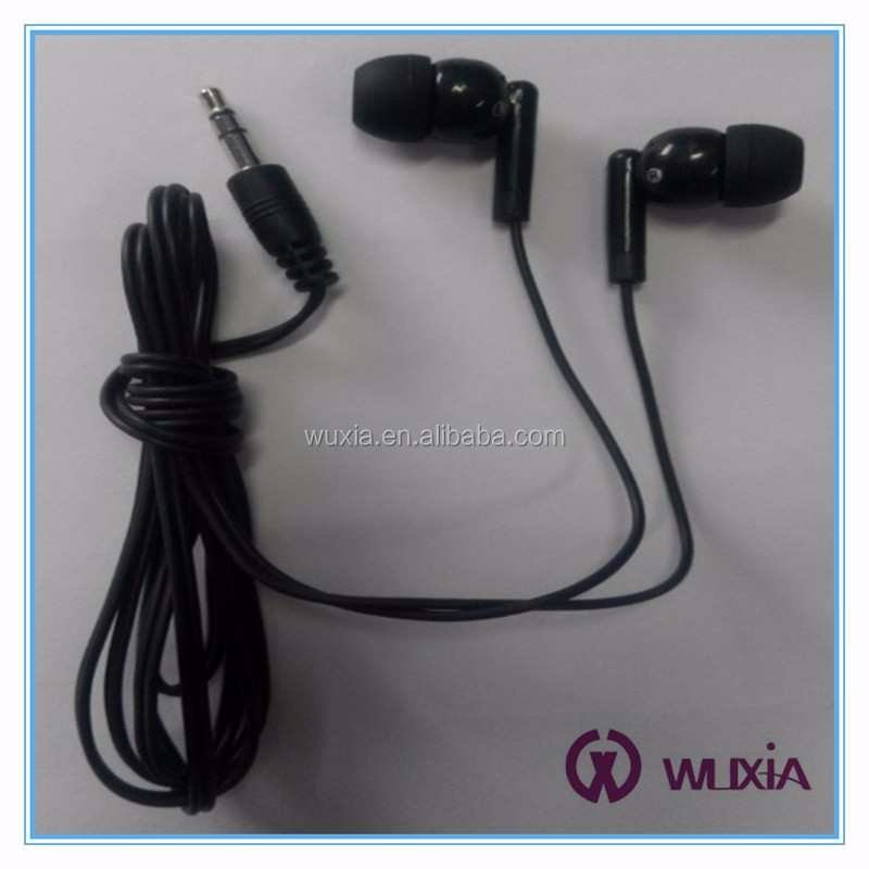 Promotion High quality wired MP3 earphones /headphone free <strong>sample</strong>