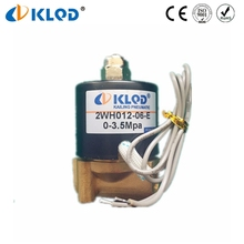 "12V 24V 110V 220V 230V AC DC Air Water Oil 1/8"" NPT Valve"
