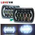 Competitive Price!!! 5x7 85w LOYO led headlights for Offroad Cars Excavator, truck, heavy machinery equipment