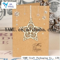 Korea Creative Europe custom 3d greeting cards can be customized masonic greeting cards music chips for greeting cards