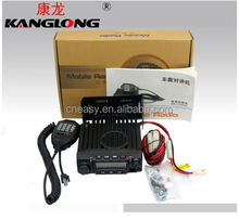 New!!!Smart Mobile Radio Transceiver KangLong KL-M990 uhf 65w vhf 45w Vehicled Mounted Car Radio