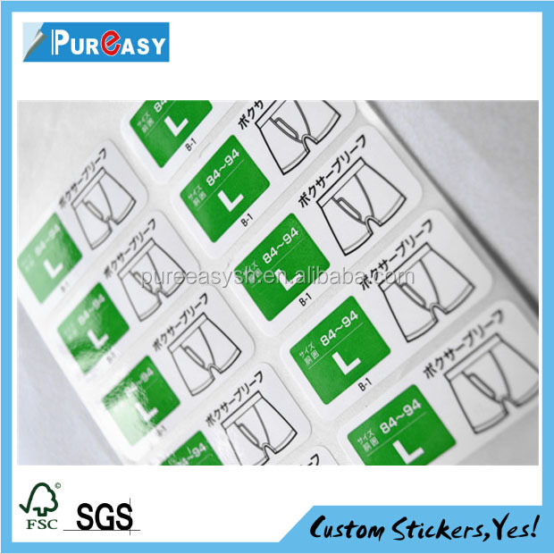 cheap custom hang tags wholesale printing labels with new design